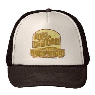 Mt. Diablo Rock City Trucker Hats