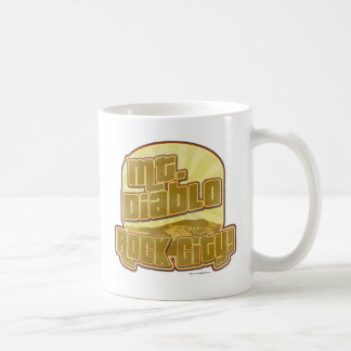 Mt. Diablo Rock City Coffee Mug
