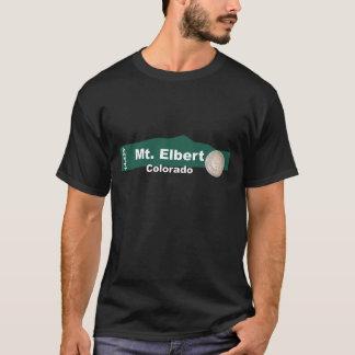 Mt. Elbert shirt