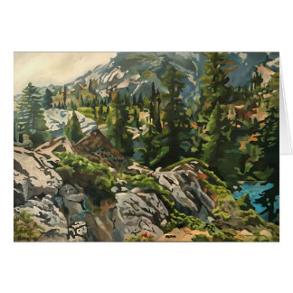 Mt Elwell Card