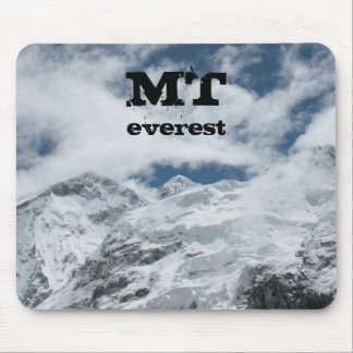 MT Everest by Interestingly Mouse Pad