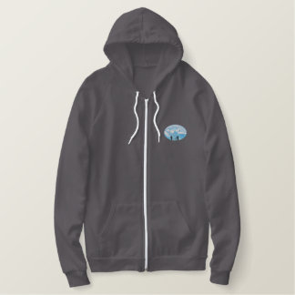 Mt. Everest Embroidered Hoodie