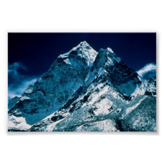Mt. Everest Poster