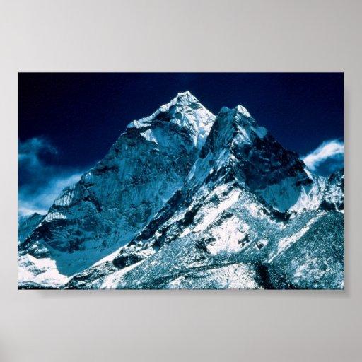 Mt. Everest Print