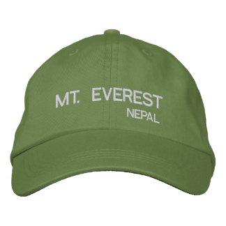 Mt. Everst* Adjustable Hat Baseball Cap