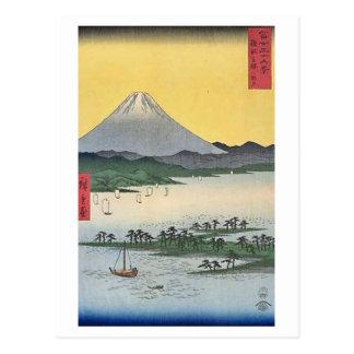 Mt Fuji 24 Postcard