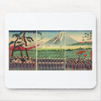 Mt Fuji circa 1860 s Mouse Pads
