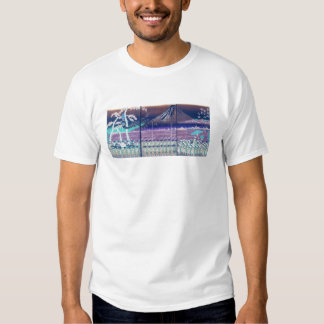 Mt. Fuji circa 1860's. Japan. T Shirt