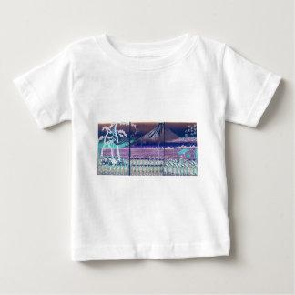 Mt. Fuji circa 1860's. Japan. Tshirt