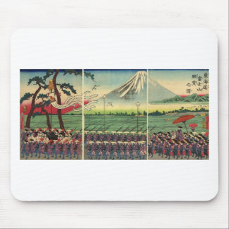 Mt. Fuji circa 1860's Mouse Pads
