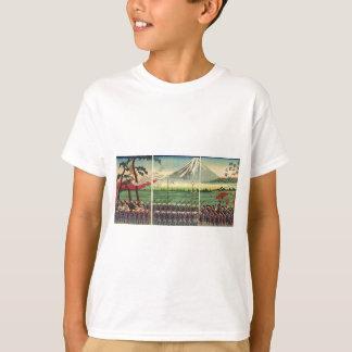 Mt. Fuji circa 1860's Tee Shirt