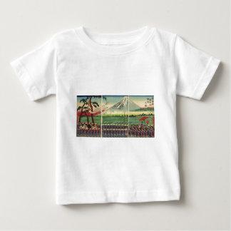 Mt. Fuji circa 1860's T Shirts
