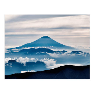 """""""Mt. Fuji from South Alps"""" (Mt. Fuji from south Postcard"""