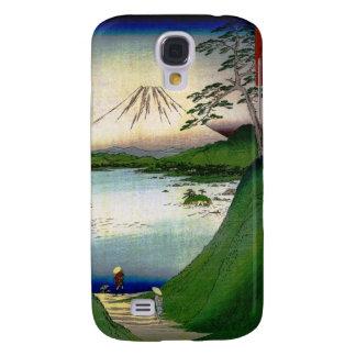 Mt. Fuji in Japan circa 1800's Galaxy S4 Case