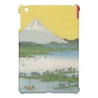 Mt. Fuji in Japan circa 1800's iPad Mini Cases