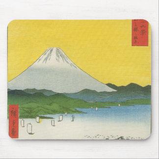 Mt. Fuji in Japan circa 1800's Mouse Pad