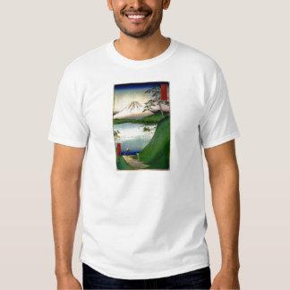 Mt. Fuji in Japan circa 1800's T-shirts