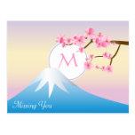 Mt Fuji Plum Blossoms Spring Japanese Umenohana