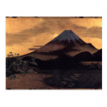 Mt. Fuji Postcard