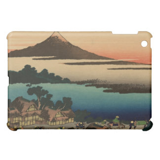 Mt. Fuji Print iPad Mini Covers