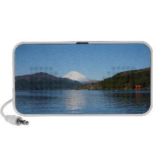 Mt Fuji iPhone Speaker