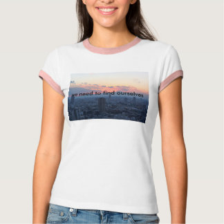 Mt. Fuji Thoughts Shirt