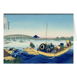 Mt. Fuji view 12 Greeting Card