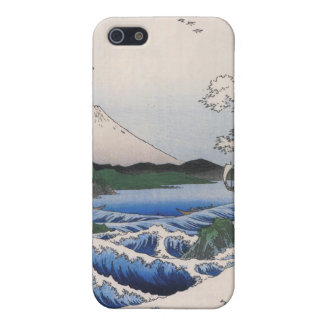 Mt. Fuji viewed from water circa 1800's Case For iPhone 5