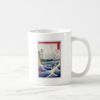 Mt. Fuji viewed from water circa 1800's Mug