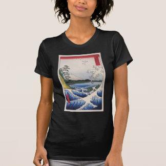 Mt. Fuji viewed from water circa 1800's T-Shirt
