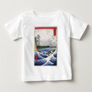 Mt. Fuji viewed from water circa 1800's Tee Shirt