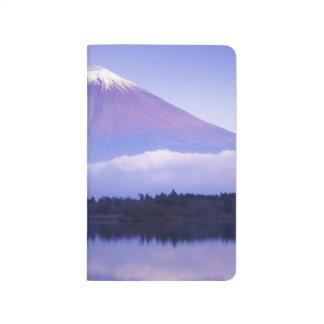 Mt. Fuji with Lenticular Cloud, Motosu Lake, Journal
