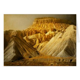 Mt. Garfield Card