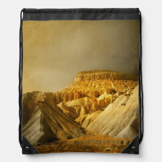 Mt. Garfield Drawstring Bag