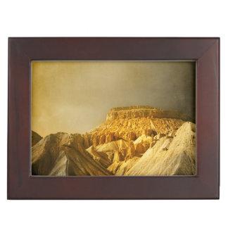 Mt. Garfield Keepsake Boxes
