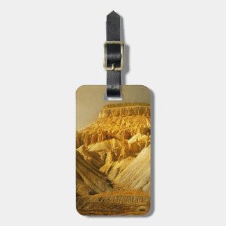 Mt. Garfield Luggage Tag