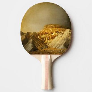 Mt. Garfield Ping Pong Paddle