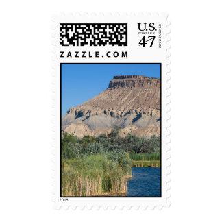 Mt. Garfield Stamps