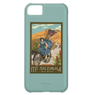 Mt. Haleakala Bicycle Rides Hawaii iPhone 5C Case