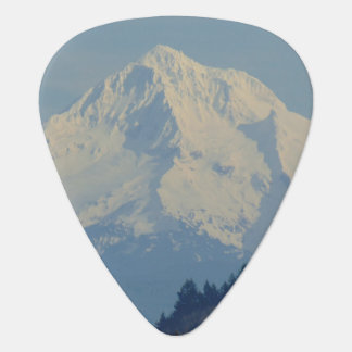 Mt. Hood Guitar Pick