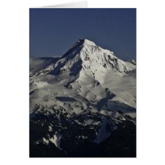 Mt. Hood, Oregon Greeting Card