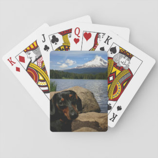 Mt Hood Playing Cards