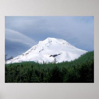 Mt. Hood Poster