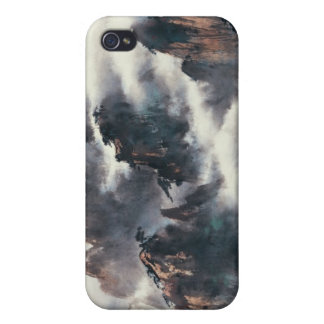 MT. HUANG SHAN iPhone 4 COVERS