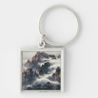MT. HUANG SHAN KEYCHAINS