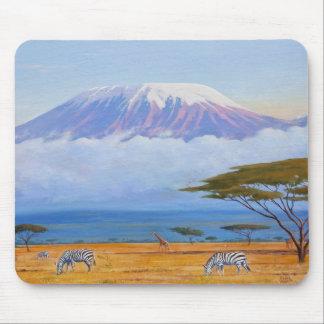 Mt. Kilimanjaro Mouse Mat