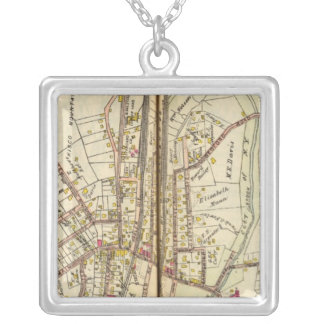 Mt. Kisco, New York Silver Plated Necklace
