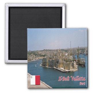 MT - Malta - Il Belt Valletta - Port Magnet