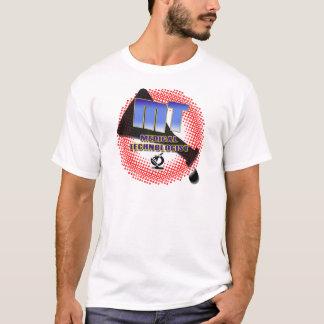 MT MEDICAL TECHNOLOGIST Explosion Beaker T-Shirt