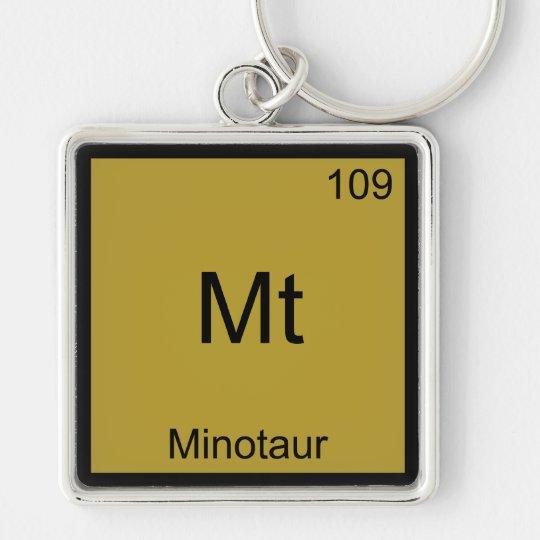 Mt - Minotaur Funny Chemistry Element Symbol Tee